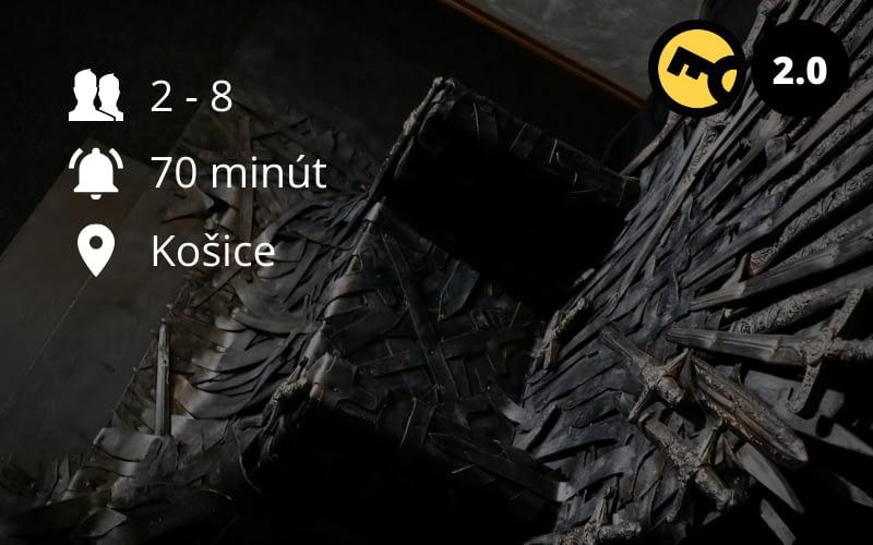 Železný Trón - Košice