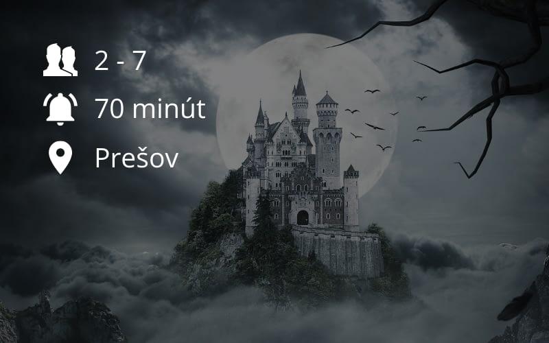 Kliatba grófa Draculu - Prešov